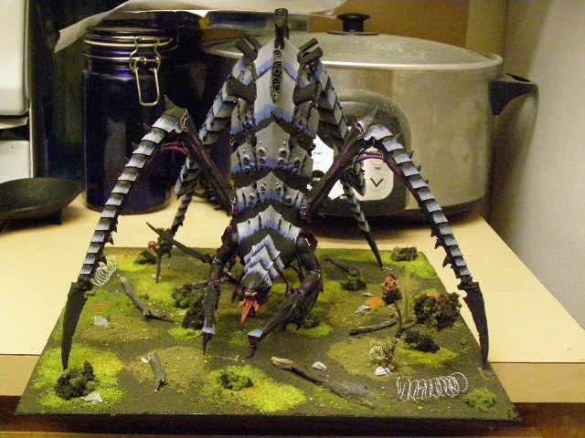 Forge World, Super-heavy, Tyranids