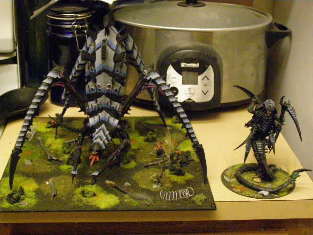 Bio-titan, Forge World, Tyranids, Warhammer 40,000