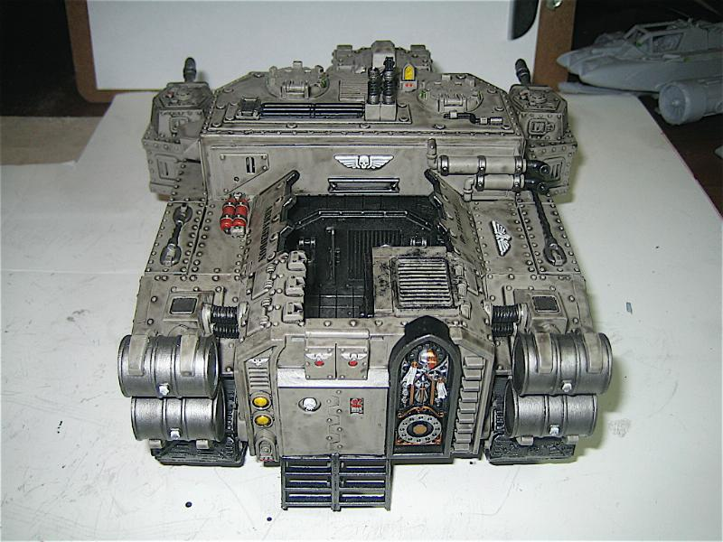 Imperial Guard, Stormlord, Stormlord Super Heavy Tank, Super-heavy, Tank