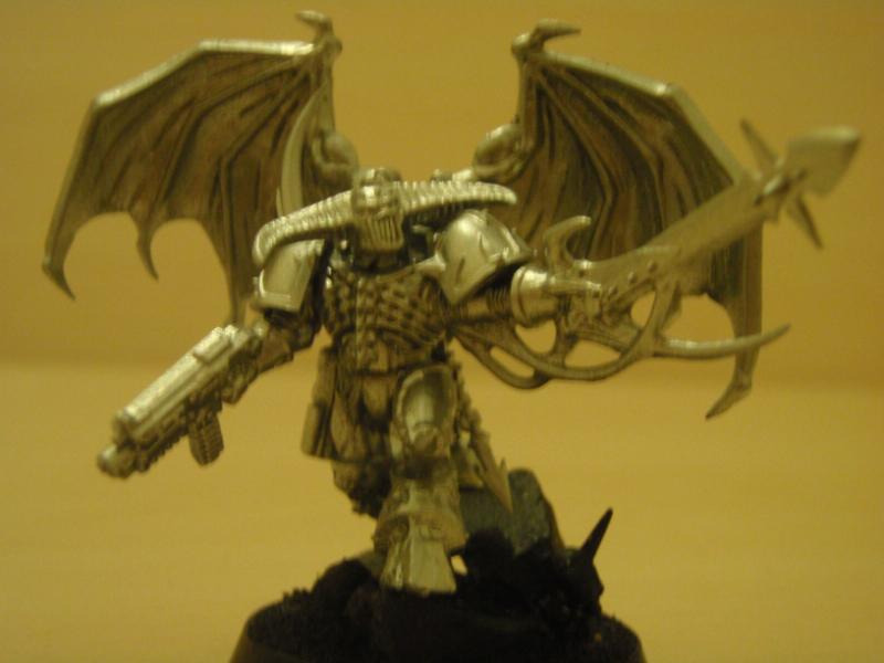 Chaos Space Marines, Possessed, Winged