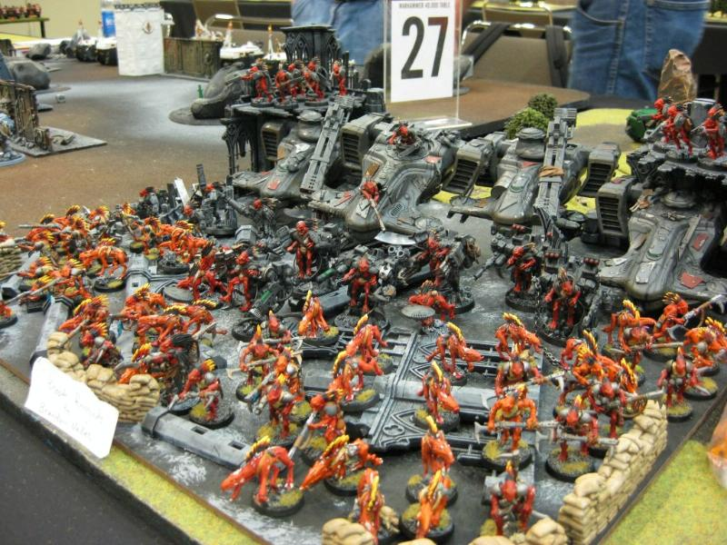 tau drone army with 7766 Brandon 20vallee 20kroot on Watch furthermore 7766 Brandon 20Vallee 20Kroot likewise Tau Pathfinders A Review together with USS George Washington CVN 73 together with Page8.