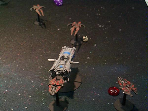 Babylon 5, Battle, Space Combat