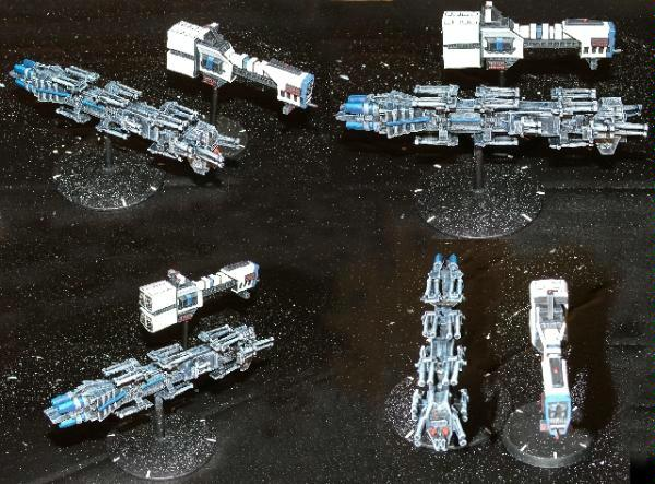 A Call To Arms, Babylon 5, Space Combat