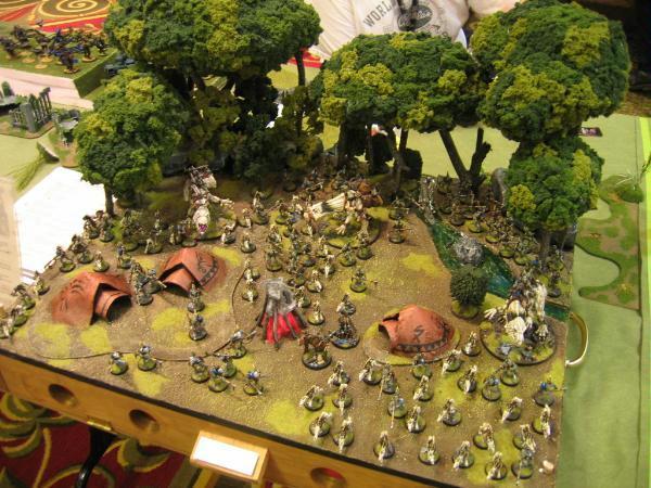 Army, Kroot, Scene, Tau, Warhammer 40,000