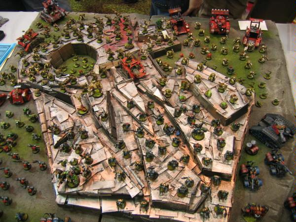 Adepticon, Army, Display, Terrain