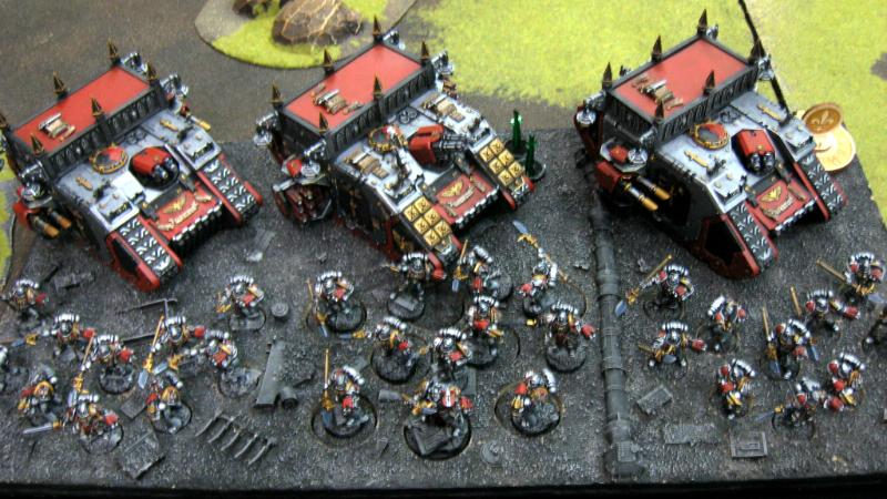 Army, Grey Knights, Inquisition, Land Raider
