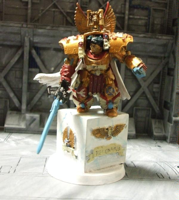 Where to get the Holy Emperor of Mankind model? - Forum
