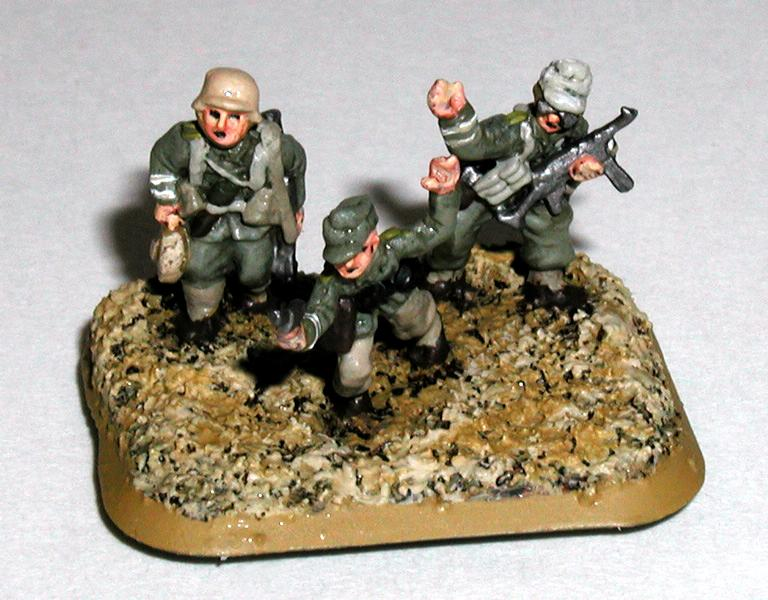 Flames Of War, Germans,
