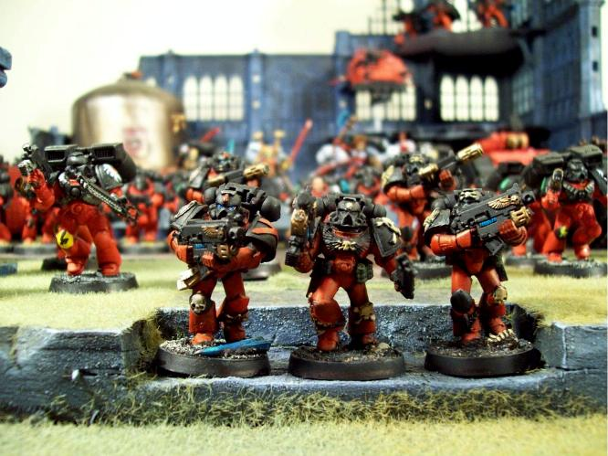 Blood Angels, Flesh Tearers, Veteran, Warhammer 40,000