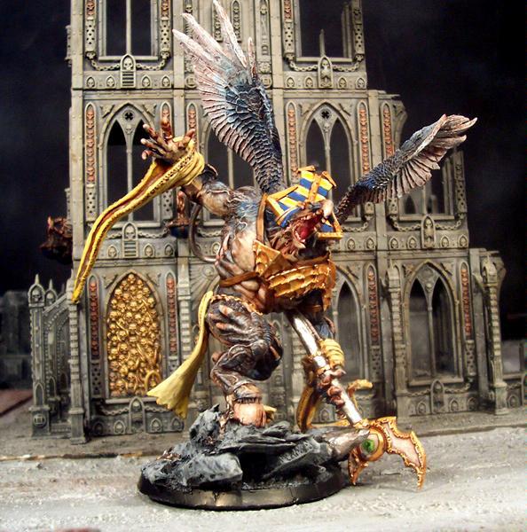Daemon Prince Alternative Chaos Custom Daemon Prince