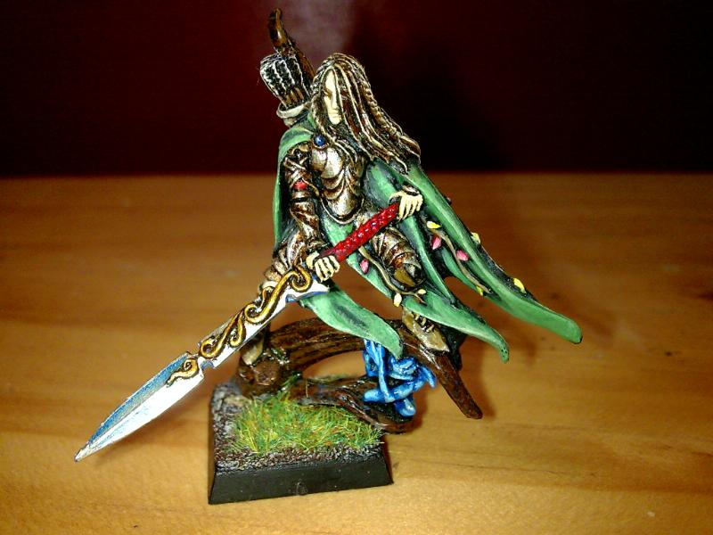 wood elves project