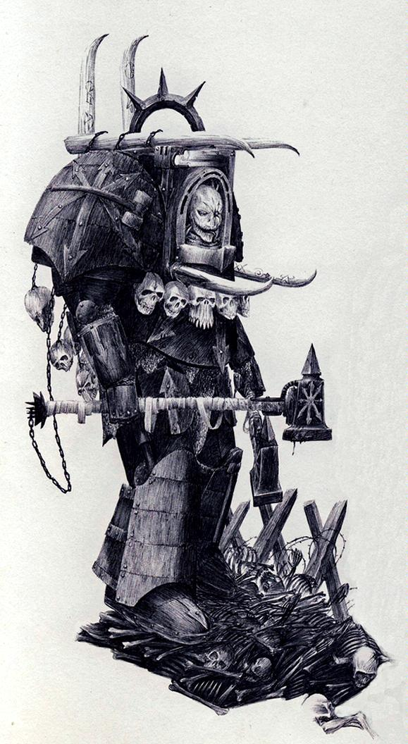 warhammer 40k art. warhammer 40k art. space marin