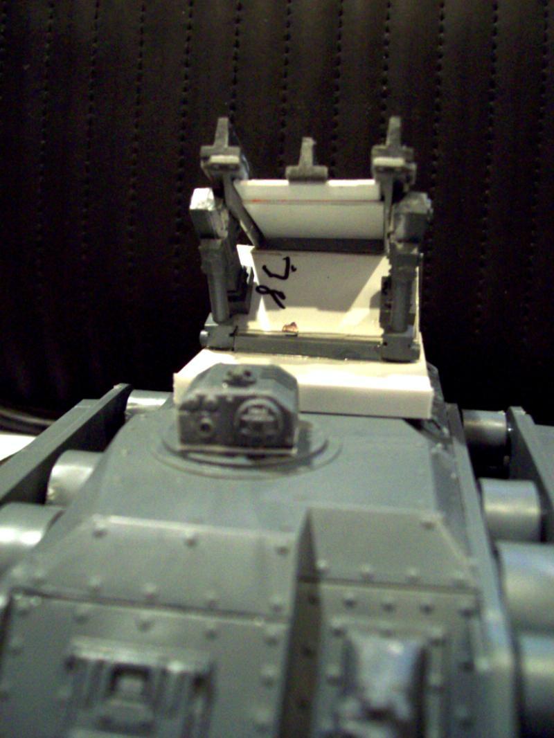 Artillery, Imperial Guard, Manticore, Ordnance, Valhallans, Warhammer 40,000, Work In Progress