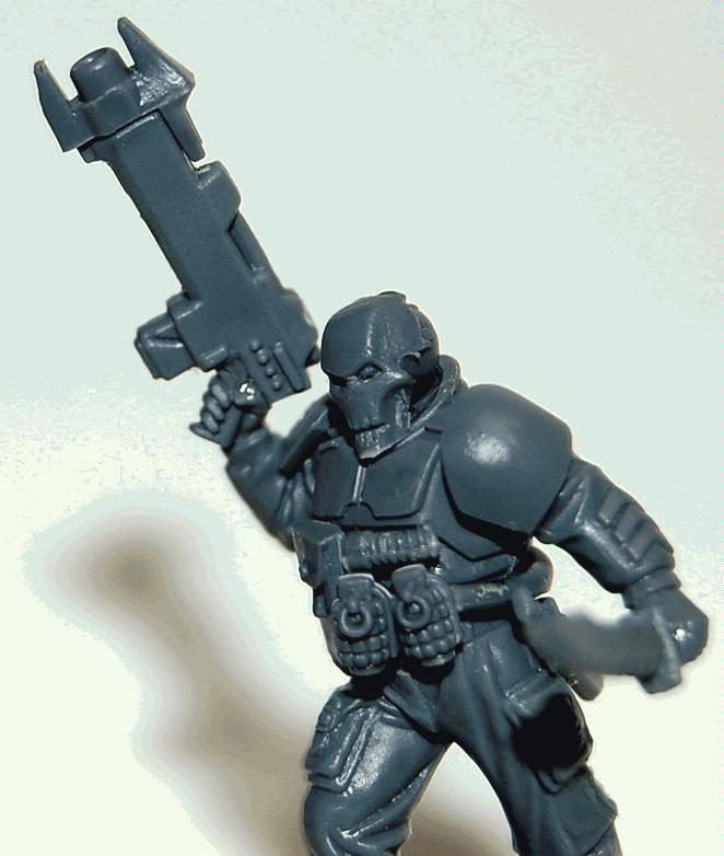 Ballistic Head Army Ballistic Guard Head