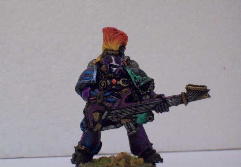 The Old Noise Marines