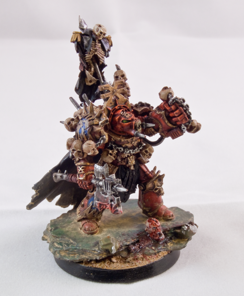 Chaos  Chaos Space Marines  Forge World  Khorne  Khorne
