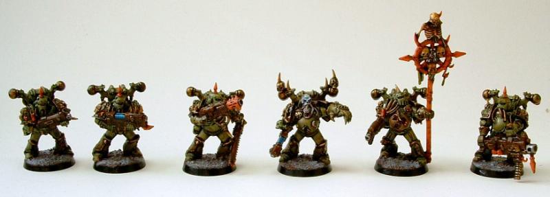 Death Guard Warhammer Death Guard Forge World