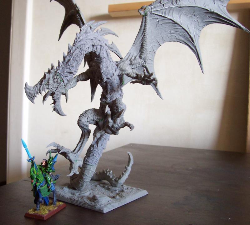 fantasy dragons warhammer high - photo #14