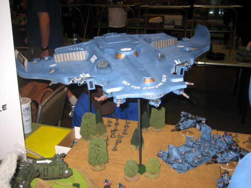Adepticon 2009, Manta, Tau, Team Tournament