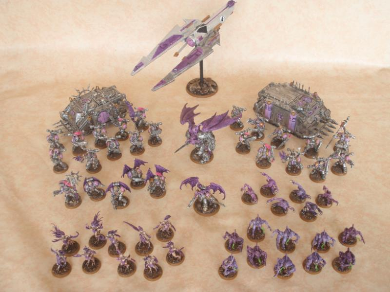 Chaos, Warhammer 40,000