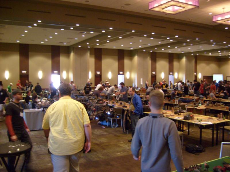 Adepticon, Adepticon 2009, Gamers, Tournament