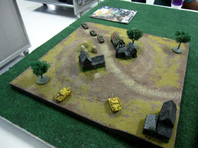 flames of war table size