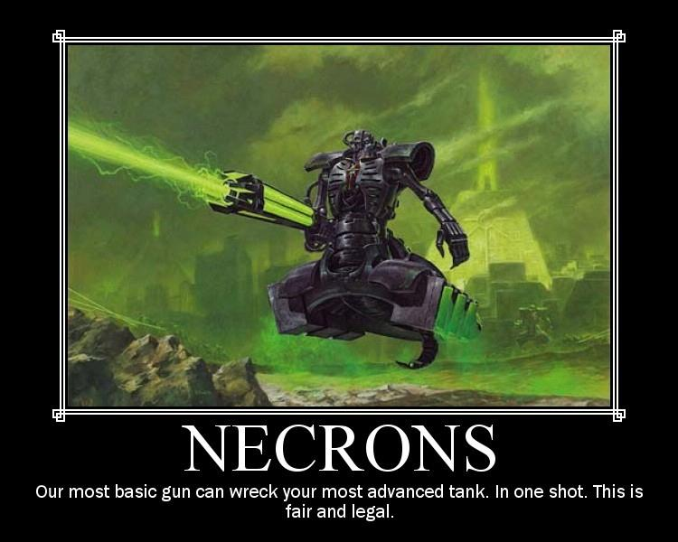 necrons 43731_md-Motivational%20Poster,%20Necrons,%20Warhammer%2040,000