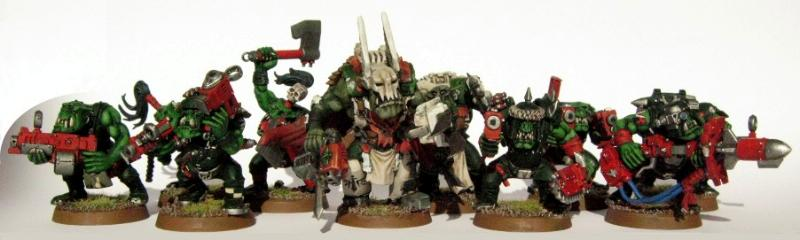 Blood Axe, Orks, Warhammer 40,000