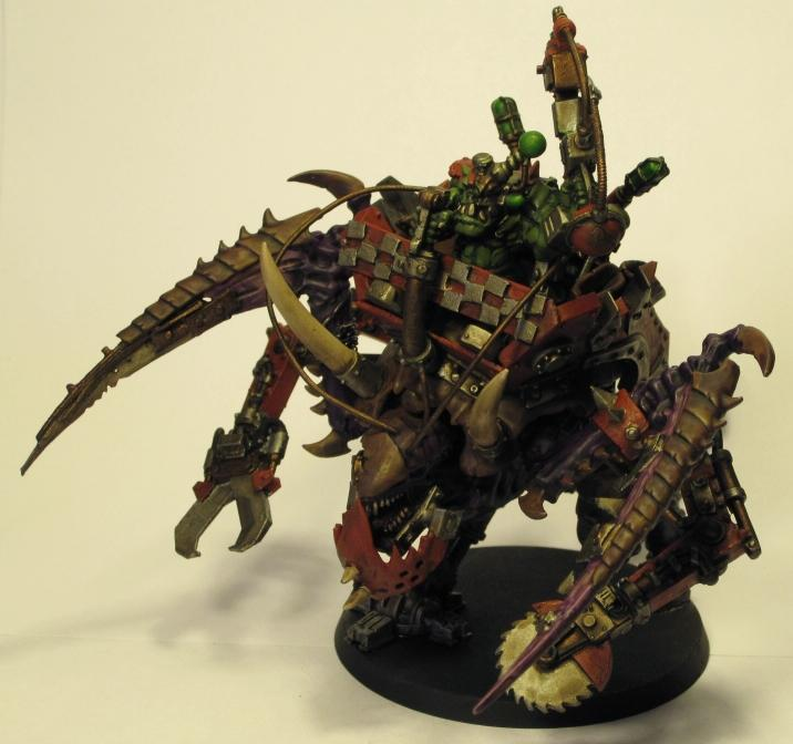 Conversion, Looted, Orks, Tyranids, Warhammer 40,000