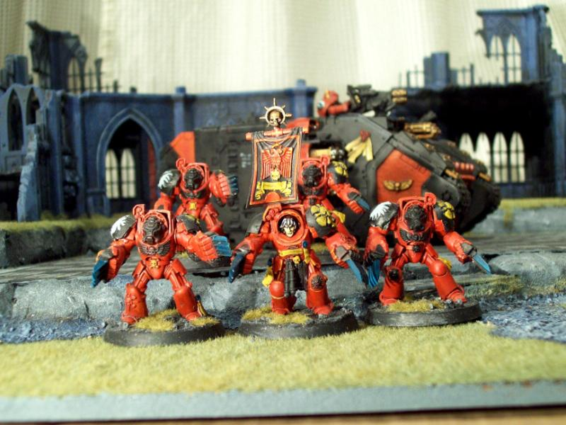 Blood Angels, Flesh Tearers, Warhammer 40,000