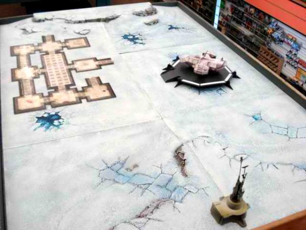 Request: Ice table, terrain ect tutorial - Forum