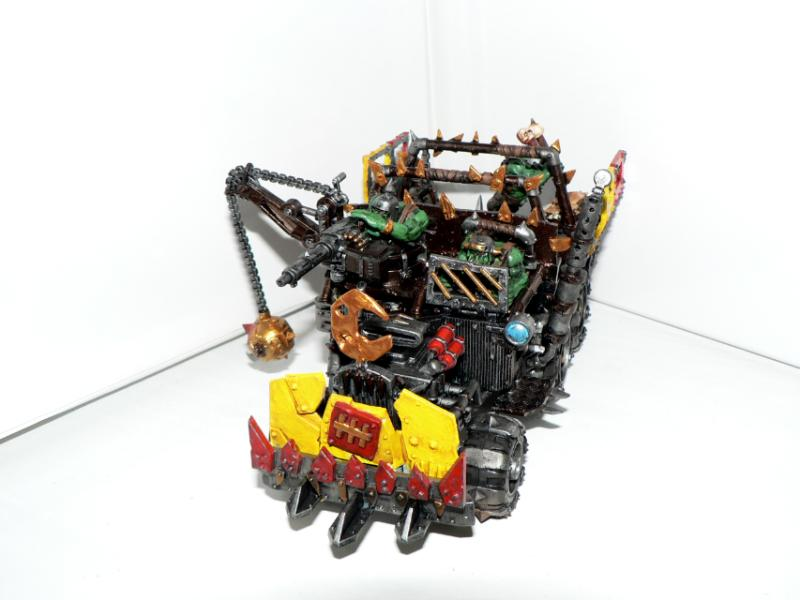 Bad Moons, Trukk, 23Trukk