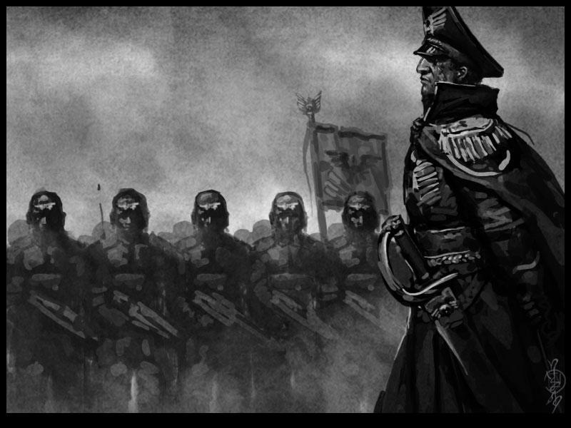 Vos branches préférées de l'Imperium. - Page 2 163732-Artwork,%20Commissar,%20Imperial%20Guard