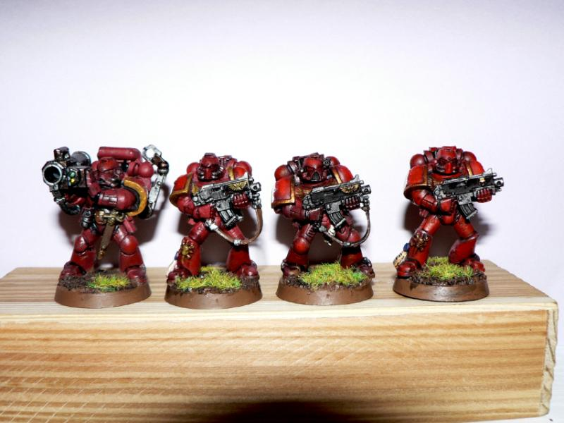 Assault On Black Reach, Genesis Chapter, Missile Launcher, Tactical Squad