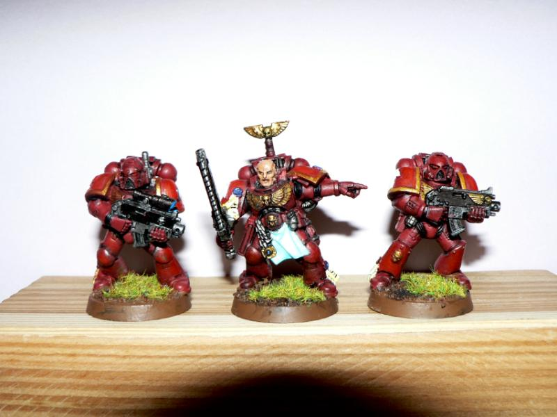 Assault On Black Reach, Genesis Chapter, Sergeant, Tactical Squad