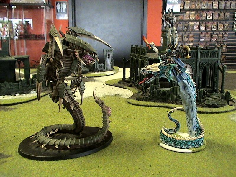 Dragon, Eldar, Epic, Exodites, Trygon, Warhammer 40,000