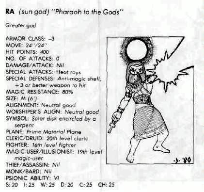 d&d 4e gods