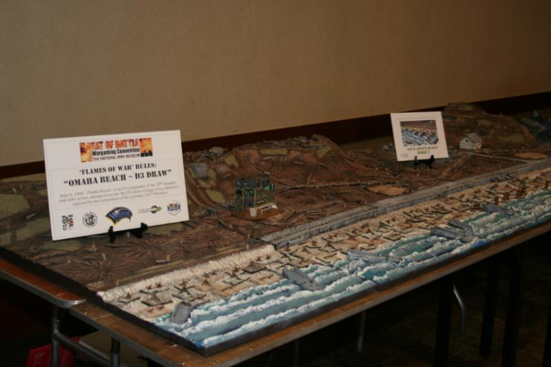 Adepticon 2010, D-day, Flames Of War, Omaha Beach
