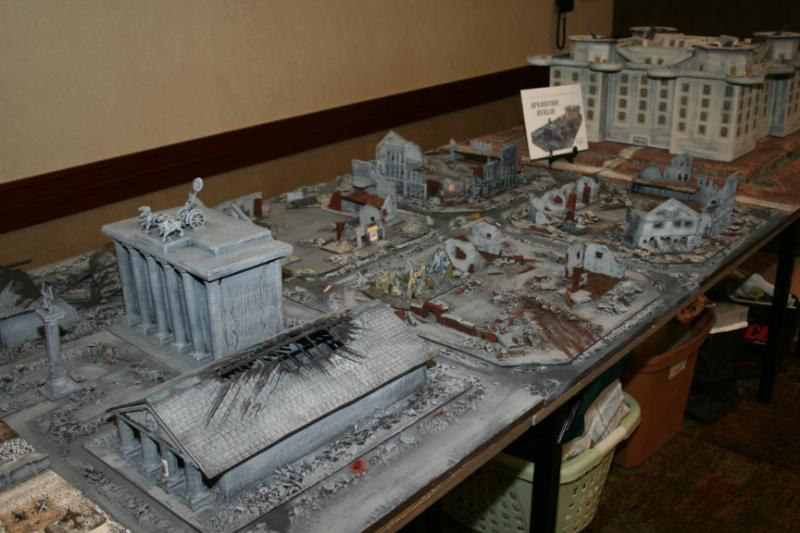 Adepticon 2010, Berlin, Flames Of War, Terrain, World War 2