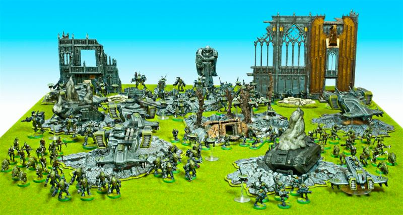 Army, Battlesuit, Crater, Craters, Devilfish, Fire Warriors, Hammer Head, Hammerhead, Kroot, Kroot Hounds, Merc Tau, Mercenary, Mercenary Tau, Ruims, Ruin, Stealthsuit, Tau, Tau Army, Tau Empire, Tau Merc, Wreck, Wrecks