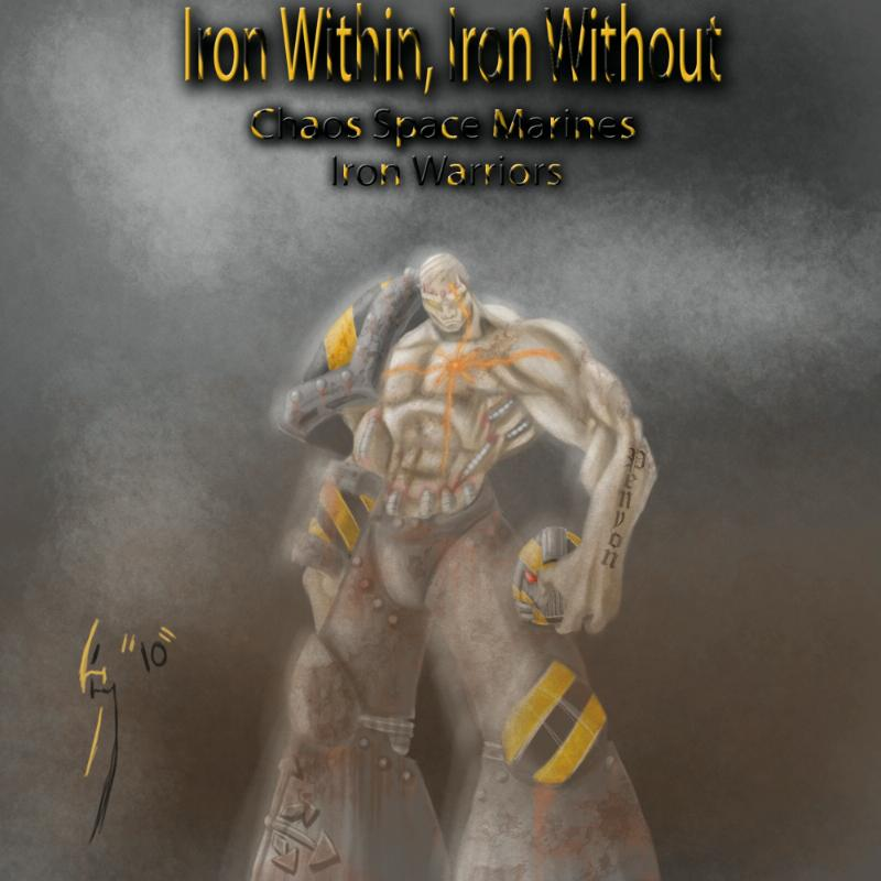 Iron Warrior