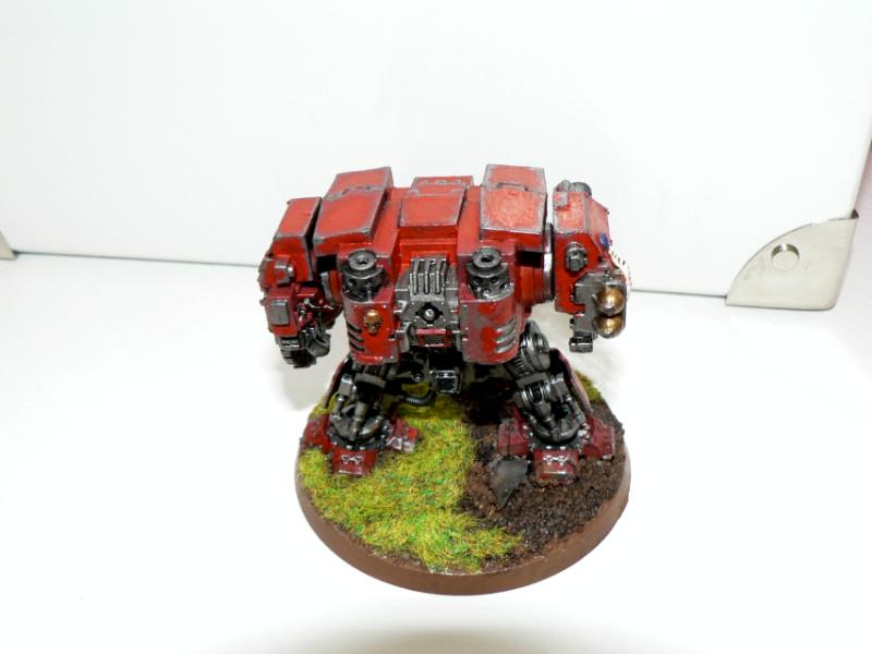 Dreadnought, Genesis Chapter, Space Marines