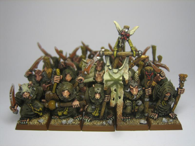 how to build warhammer skaven pestilens