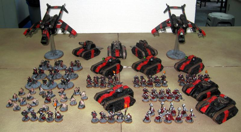 Adeptus Mechanicus, Army, Conversion, Guard, Imperial, Imperial Guard, Mechanicus, Tank, Warhammer 40,000