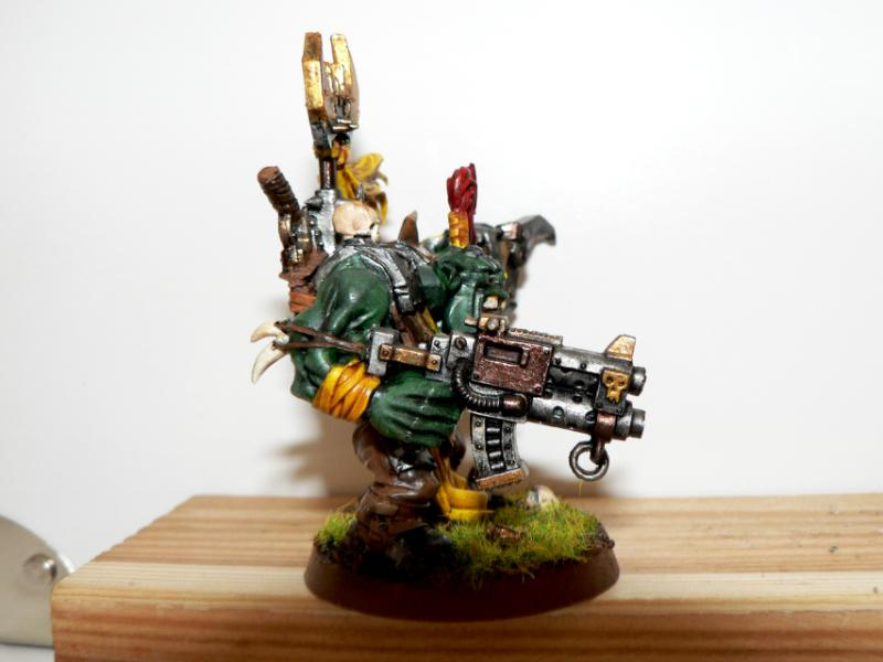 Assault On Black Reach, Bad Moons, Warboss