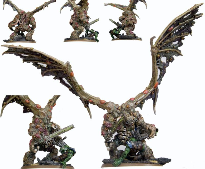 Daemon Prince 40k Daemon Prince Warhammer