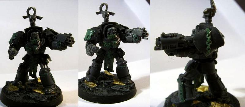 DakkaDakka - Gallery - Sword brethren terminator 1 WIP - Black ...