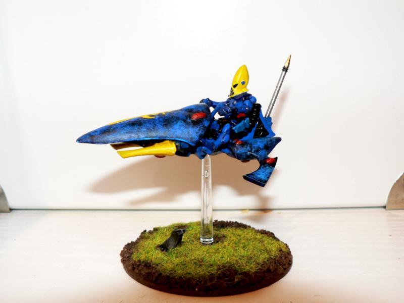 Alaitoc, Eldar, Jetbike