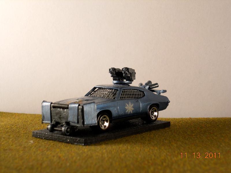 Car Wars: Car Wars, Matchbox, Car Wars Conversion