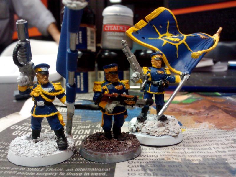 Guardsman Blue Touch Up Paint